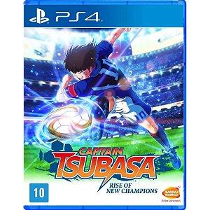 Jogo PS4 Usado Captain Tsubasa: Rise of the new champions