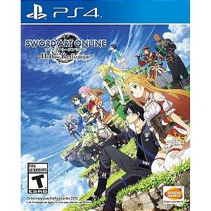 Jogo PS4 Usado Sword Art Online: Hollow Realization