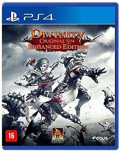 Jogo PS4 Usado Divinity Original Sin: Enhanced Edition