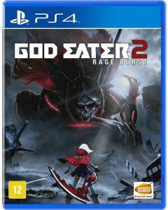 Jogo PS4 Usado God Eater 2 Rage Burst