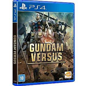 Jogo PS4 Usado Gundam Versus