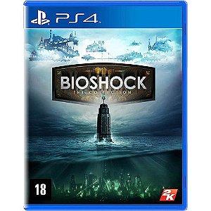 Jogo PS4 Usado Bioshock The Collection