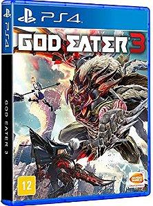 Jogo PS4 Usado God Eater 3