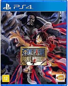 Jogo PS4 Usado One Piece: Pirate Warriors 4