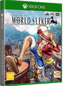 Jogo XBOX ONE Usado One Piece World Seeker