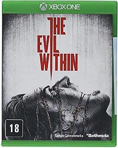 Jogo XBOX ONE Usado The Evil Within