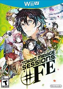 Jogo WiiU Usado Tokyo Mirage Sessions #FE