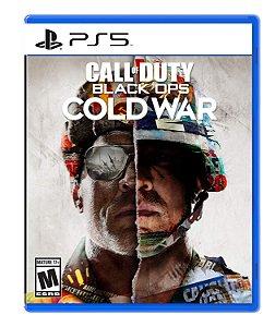 Jogo PS5 Usado Call of Duty Black Ops: Cold War