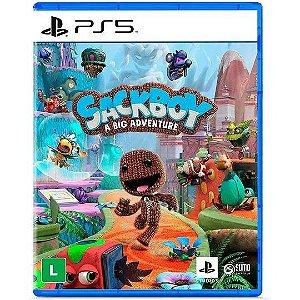Jogo PS5 Usado Sackboy: Uma Grande Aventura