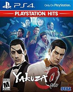 Jogo PS4 Usado Yakuza 0