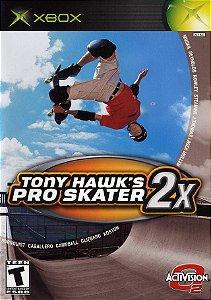 Jogo XBOX Usado Tony Hawk's Pro Skater 2X