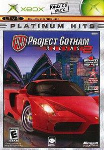 Jogo XBOX Usado PGR: Project Gotham Racing 2 (Platinum Hits)