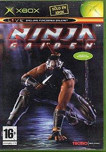 Jogo XBOX Usado Ninja Gaiden