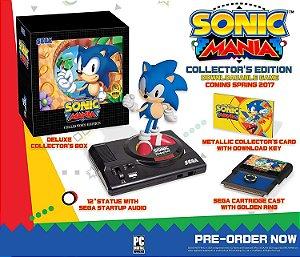 Jogo Switch Usado Sonic Mania Plus Collector's Edition