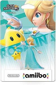 Amiibo Novo Rosalina & Luma (Super Smash Bros)