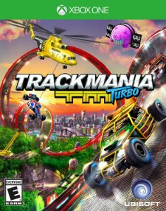 Jogo XBOX ONE Usado Trackmania Turbo