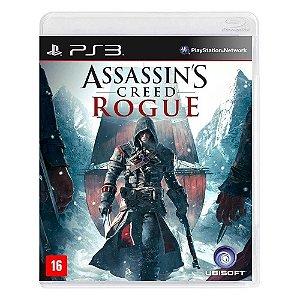 Jogo PS3 Usado Assassin's Creed Rogue