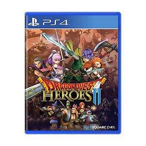 Jogo PS4 Usado Dragon Quest Heroes II