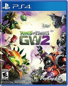 Jogo PS4 Usado Plants vs Zombies Garden Warfare 2