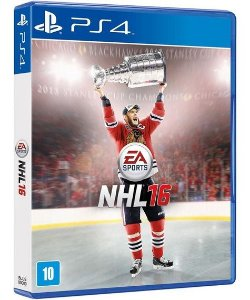 Jogo PS4 Usado NHL 16