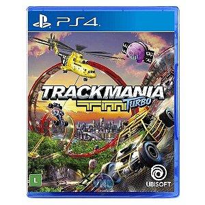 Jogo PS4 Usado Trackmania Turbo
