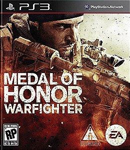 Jogo PS3 Usado Medal Of Honor: Warfighter