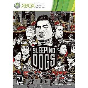 Jogo XBOX 360 Usado Sleeping Dogs