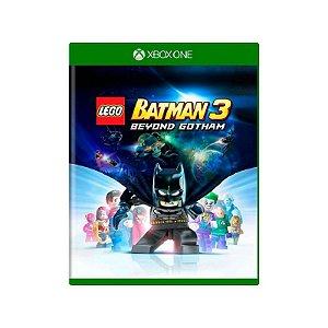 Jogo XBOX ONE Usado LEGO Batman 3: Beyond Gotham