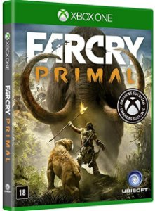 Jogo XBOX ONE Usado Far Cry Primal