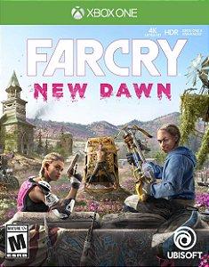 Jogo XBOX ONE Usado Far Cry New Dawn