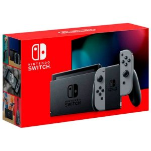 Console Usado New Nintendo Switch Grey