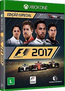 Jogo XBOX ONE Usado F1 2017