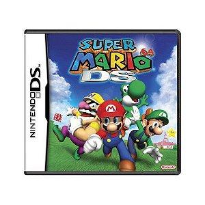 Jogo DS Usado Super Mario 64 DS