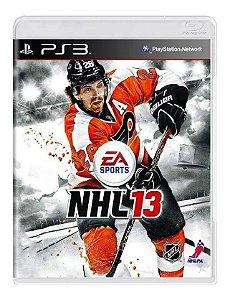 Jogo PS3 Usado NHL 13