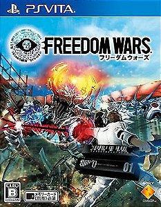 Jogo PSVITA Usado Freedom Wars (JP)
