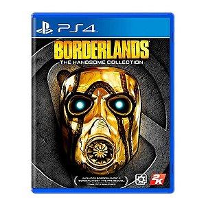 Jogo PS4 Usado Borderlands The Handsome Collection
