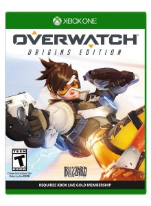 Jogo XBOX ONE Usado Overwatch Origins Edition