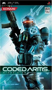 Jogo PSP Usado Coded Arms (JP)