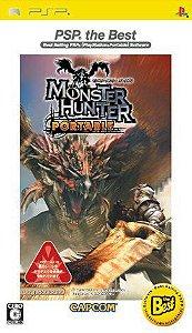 Jogo PSP Usado Monster Hunter Portable (JP)