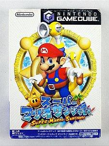 Jogo GameCube Usado Super Mario Sunshine (JP)