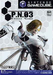 Jogo GameCube Usado P.N.03 (JP)