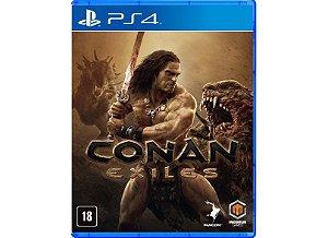 Jogo PS4 Usado Conan Exiles
