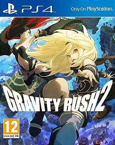 Jogo PS4 Novo Gravity Rush 2
