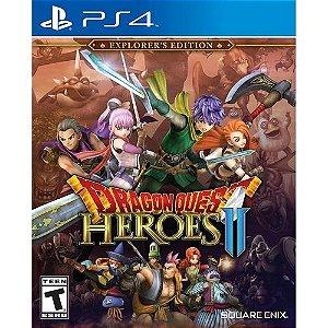 Jogo PS4 Novo Dragon Quest Heroes II