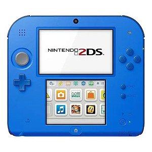 Console Usado Nintendo 2DS Azul