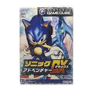 Jogo GameCube Usado Sonic Adventure DX (JP)