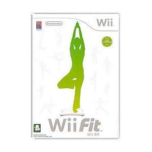 Jogo Wii Usado Wii Fit (JP)