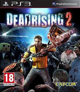 Jogo PS3 Usado Dead Rising 2