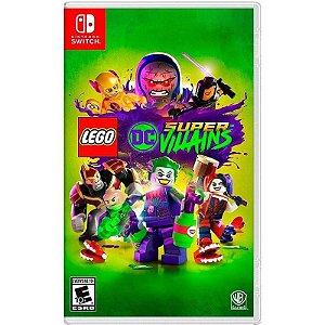 Jogo Switch Usado LEGO DC Super Villains
