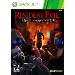 Jogo XBOX 360 Usado Resident Evil: Operation Raccoon City
